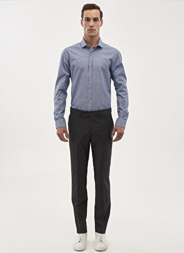 Erkek Regular Fit Klasik Pantolon