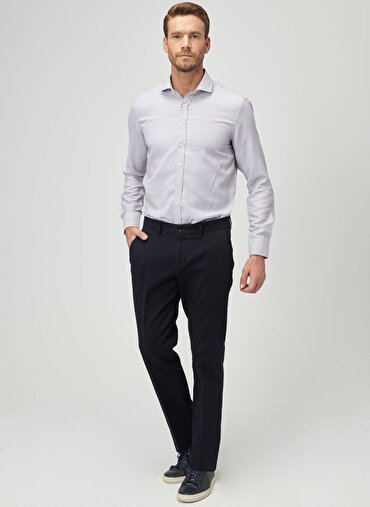 Erkek Regular Fit Casual Pantolon